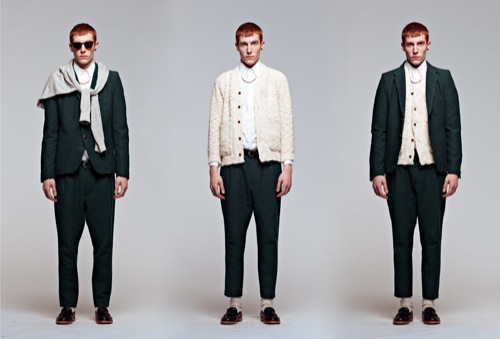 Mjolk Fall/Winter 2011 Lookbook