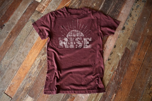 Billy Reid 'Rise' Charity Tee