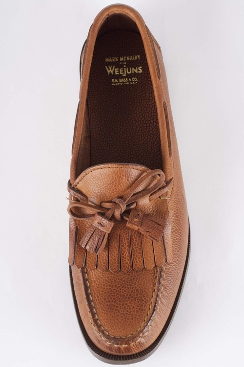 Mark McNairy for Bass Weejun Bert Shoe