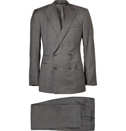 Ralph Lauren Purple Label | Drake Double Breasted Suit