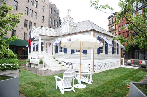 Tommy Hilfiger Prep World Pop-Up House in Meatpacking District