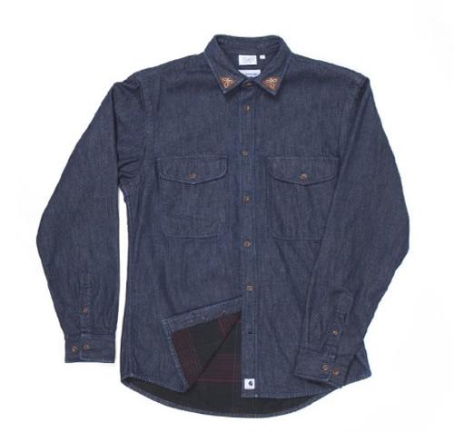 Adam Kimmel for Carhartt Denim Over Shirt for Fall 2011