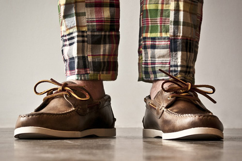 Oak Street Bootmakers Fall/Winter 2011 Collection