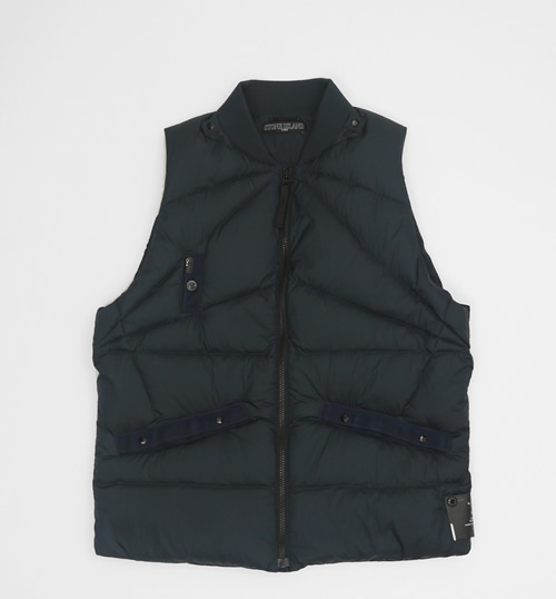 Stone Island Shadow Project | Modular Down Vest for Fall 2011