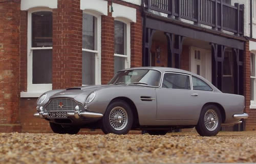 Aston Martin Works Service's 'Heritage Centre' at Goodwood Revival