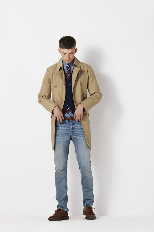 GANT Rugger Spring/Summer 2012 Lookbook