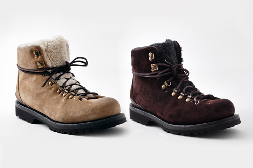 Buttero Hiking Boots for Fall/Winter 2011