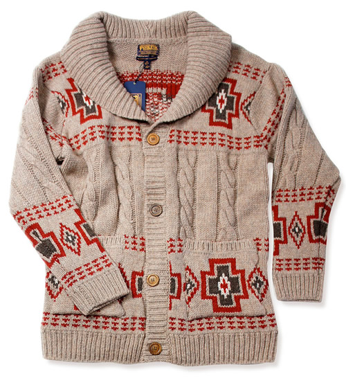 Pendleton Portland Collection Harding Cardigan