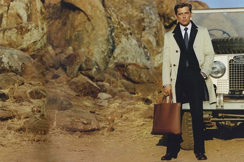 Louis Vuitton Spring/Summer 2012 Lookbook Men's Collection