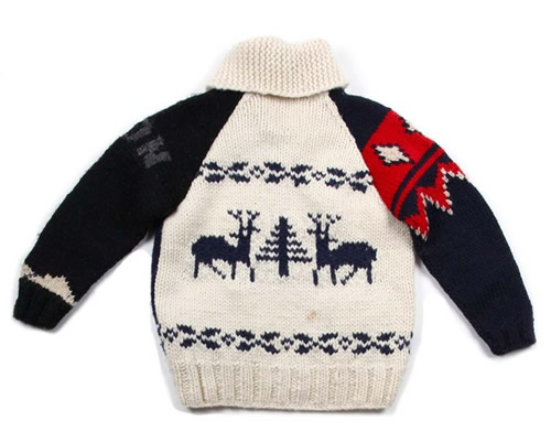 Raif Wool Cowichan Sweaters Fall 2011 at Union