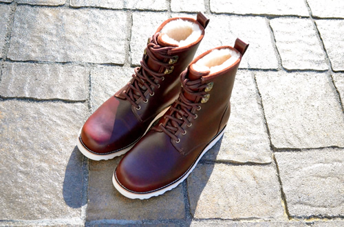 UGG Hannen Boot for Men in Cordovan Fall 2011