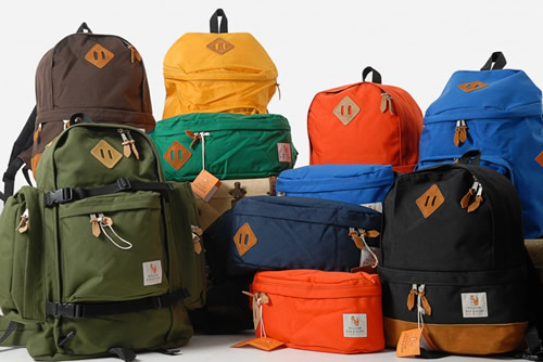William Fox & Sons Spring/Summer 2012 Backpacks at END