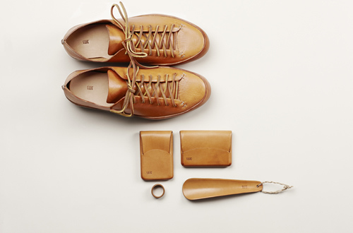 FEIT Hand Sewn Leather Collection Accessories and Footwear