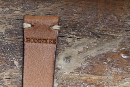 Hodinkee Watch Straps in Vintage Italian Leather Preview