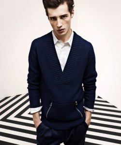 Pierre Balmain Fall/Winter 2012 Men's Lookbook