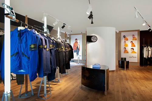 Stone Island German Flagship Store - Sylt Island