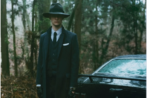 Markaware Fall/Winter 2012 Lookbook