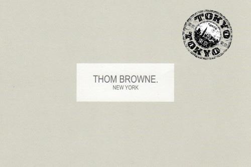 Coming Soon | Thom Browne Tokyo Flagship Store