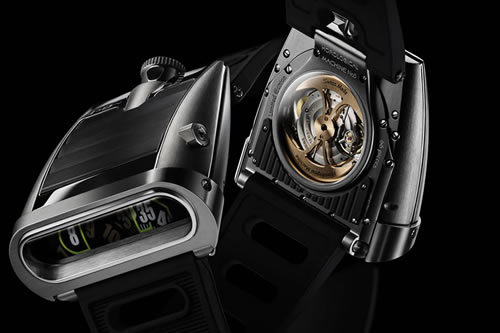 MB&F HM5 On The Road Again Horological Machine