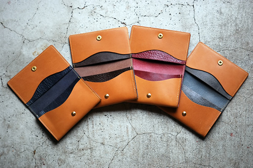 Roberu Leather Card Case