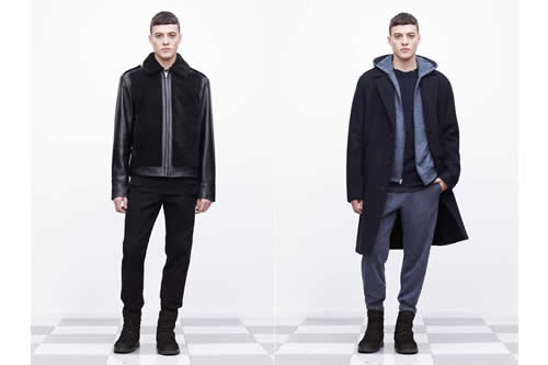 T by Alexander Wang Fall/Winter 2013 Collection