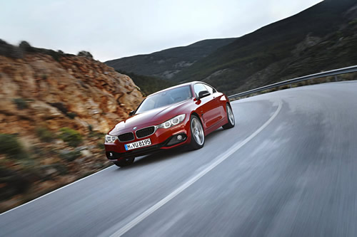 Official | 2014 BMW 4 Series Coupe