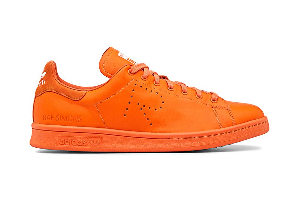 raf simons x adidas stan smith pour homme contemporaneo originali.