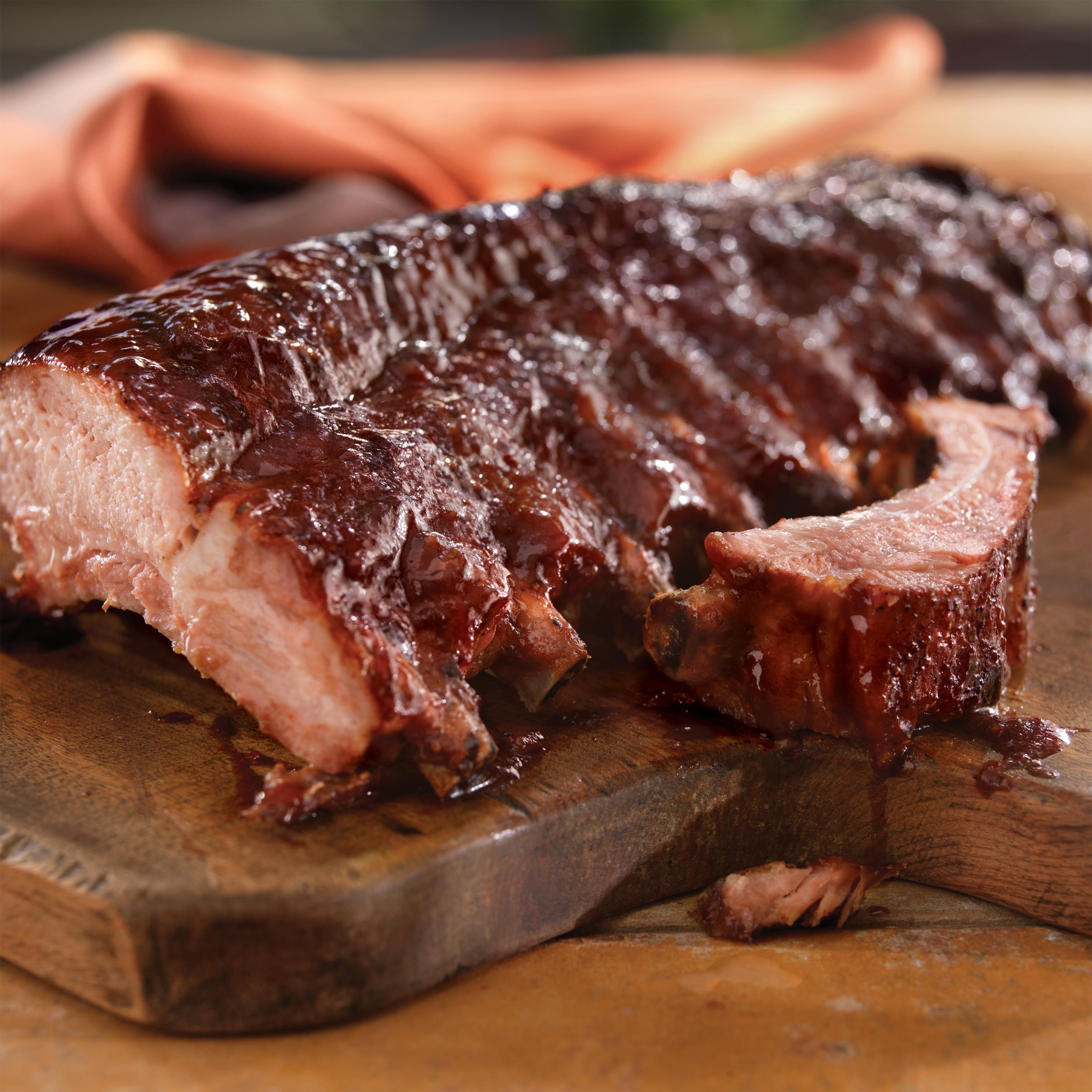 Smoked Pork Rib Roast Recipe