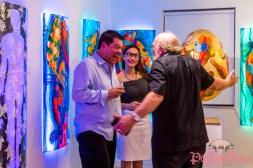 Frank Hyder - Aqua Art Miami © Steven D Morse – morsefoto.com