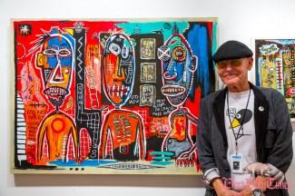 Fred Tieken - Aqua Art Miami 2014