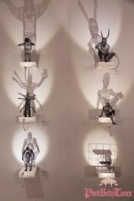 Joerg Heitsch Gallery - Art Miami 2014 © Steven D Morse - morsefoto.com