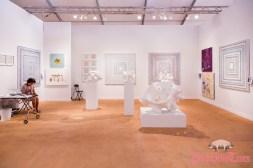 Nancy Margolis Gallery - Miami Project © Steven D Morse - morsefoto.com