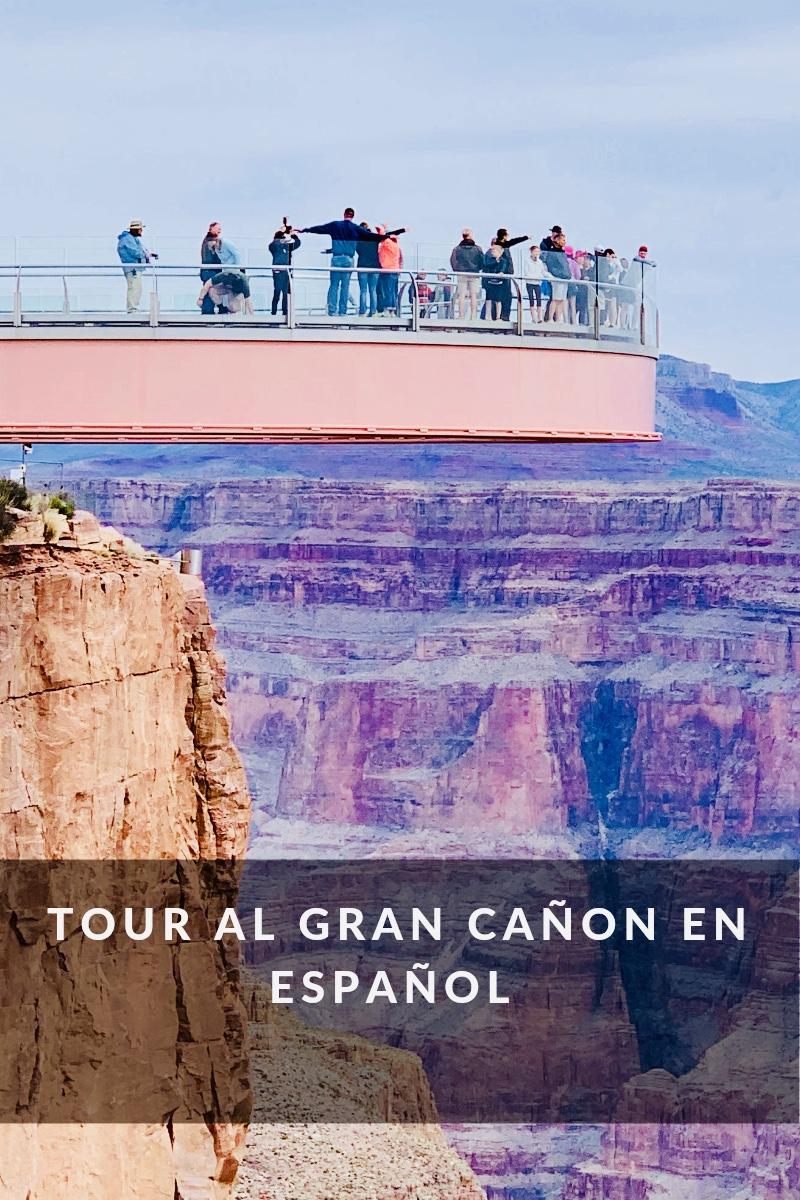 Gran Cañon en español