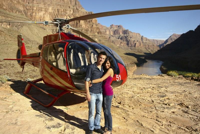 GRAN CAÑON TOUR EN HELICOPTERO