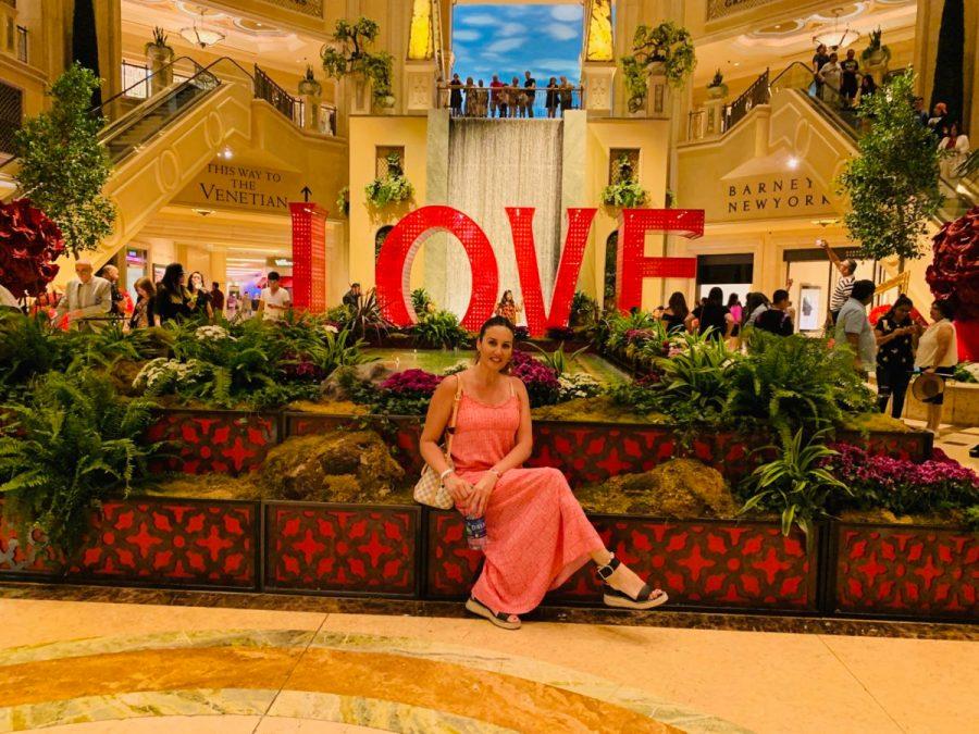 Por LAs Vegas