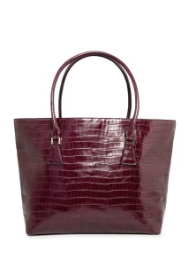 Carteira shopper crocodilo 59,99€