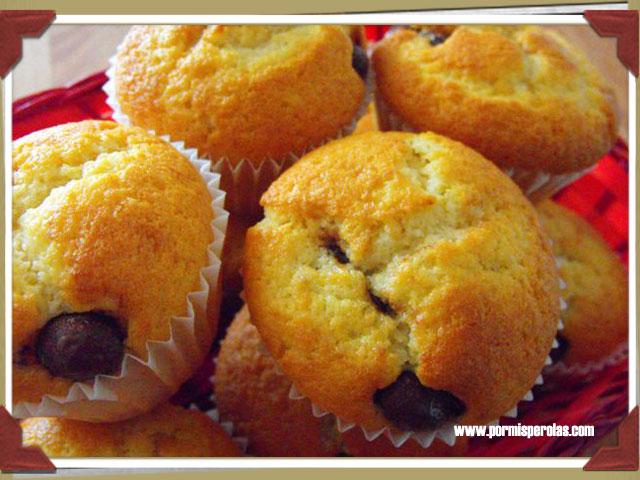 Muffins de conguitos