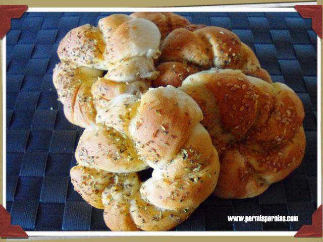 Pretzel (panecillos para bocadillo)