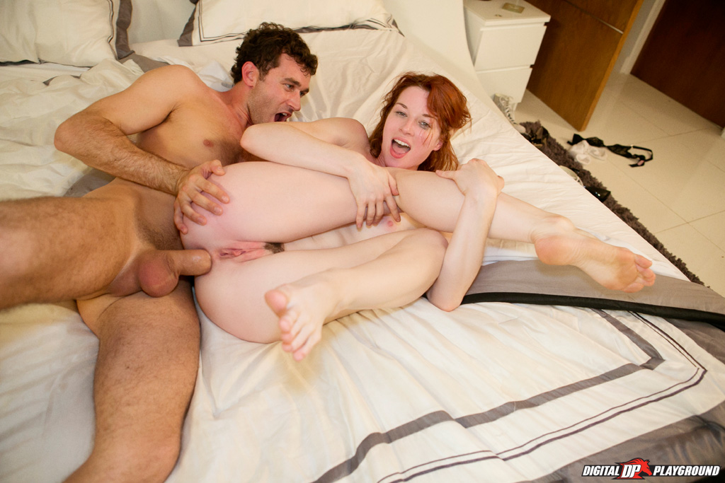Stoya Gets Her Ass Drilled