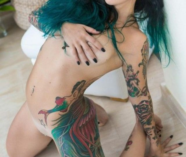 Sexy Tattooed Gutter Punk Girl Nude In Sunlight Boob Bubbles Hot Ass Edition Plump Amatuer Big Cock