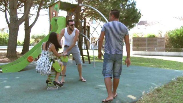 Lucia, une jeune cochonne de 18 ans, de Nice, au cul bien serré ! (vidéo exclusive)