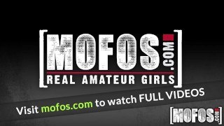 Mofos – Geeky teen and her bf make a sex tape