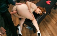 Straightening Her Out – Penny Pax