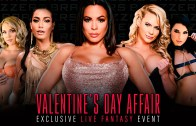 Brazzers LIVE: Valentine's Day Affair – Demi Sutra, Desiree Dulce, Emily Willis, Gabbie Carter, Ivy Lebelle, LaSirena69, Luna Star, Phoenix Marie, Valentina Nappi, Whitney Wright