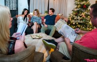 We Want Creampies For Christmas – S17:E1 – Hime Marie,Nikole Nash