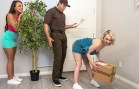 Pranks For A Big Ass Package – Gia Derza, Ava Sinclaire