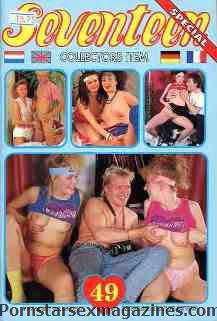 club seventeen magazine pictorials