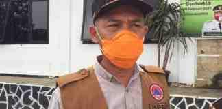 Kepala BPBD Subang H Hidayat