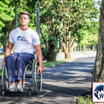 O atleta Fernando Fernandes é o primeiro confirmado para participar do Wings for Life World Run