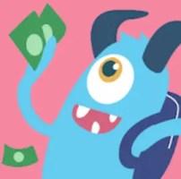 Logo de la aplicación de finanzas de viaje Travel expenses.